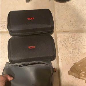 Bundle of travel bags